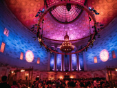 Party time at Gotham Hall! Congrats to Andy Karl and the cast of Groundhog Day on a wonderful Broadway opening.