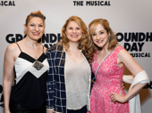 Groundhog Day's Becca Ayers, Heather Ayers and Natalie Wilson are squad goals.