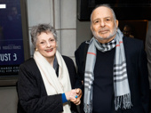It's a Ballyhoo reunion for Dana Ivey and playwright Alfred Uhry.