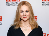 The Little Foxes' Laura Linney hits the red carpet.