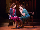 Laura Osnes and Beth Leavel in Bandstand.