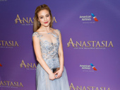 Anastasia's Christy Altomare stuns on the red carpet.