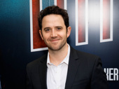 Broadway fave Santino Fontana steps out to support his Cinderella co-star Laura Osnes.