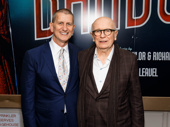 Theater couple Tom Kirdahy and Terrence McNally get together.
