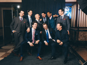 Kevin Worley, Andrew Leggieri, Ryan Kasprzak, Patrick Connaghan, Kevyn Morrow, Max Clayton, Jonathan Shew, Marc A. Heitzman and Keven Quillon