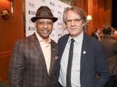 Tony-nominated directors Ruben Santiago-Hudson and Barlett Sher get together.