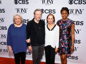 The entire cast of A Doll's House, Part 2 is Tony nominated!
