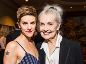 Jenn Colella and Mary Beth Peil get together.