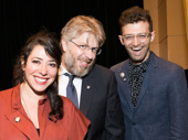 Rachel Chavkin , Dave Malloy and Sam Pinkleton