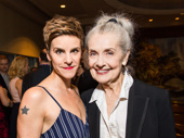 Jenn Colella and Mary Beth Peil are both nominated for Best Featured Actress in a Musical.
