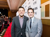 Bandstand's Greg Anthony Rassen and Andy Blankenbuehler are nominated for orchestrations and choreography, respectively.