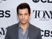 Groundhog Day Tony nominee Andy Karl suits up.