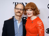 Hello, Dolly! Tony nominees David Hyde Pierce and Kate Baldwin are looking swell.
