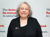 A Doll's House, Part 2 Tony nominee Jayne Houdyshell steps out.