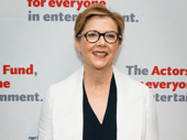 Oscar nominee Annette Bening attends the Actors Fund Gala.