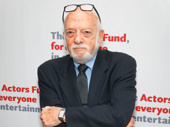 Broadway legend Harold Prince received the Actors Fund's Lifetime Achievement Award.