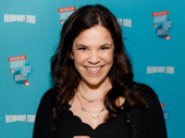 Broadway fave Lindsay Mendez won the BACA for Favorite Featured Actress in a Play.