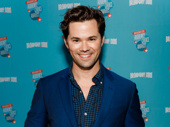 Falsettos Tony nominee Andrew Rannells took home the award for Favorite Featured Actor in a Musical.