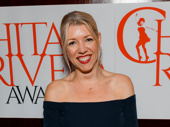 Come From Away choreographer Kelly Devine is all smiles for her Chita Rivera Award nom.