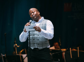 Stage and screen favorite Tituss Burgess served as this year's hilarious host.