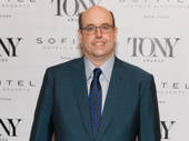 Come From Away's Tony-nominated director Christopher Ashley is ready for his close-up.
