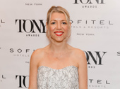 Come From Away's Tony-nominated choreographer Kelly Devine has arrived.