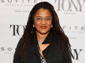 Sweat's Tony-nominated scribe Lynn Nottage hits the red carpet.