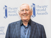 Tony and Theatre World Award winner Len Cariou hits the red carpet.