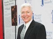 Theatre World Award winner Tony Sheldon has arrived.