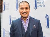 Talk about living the American Dream! Miss Saigon's Jon Jon Briones earned a Theatre World Award.