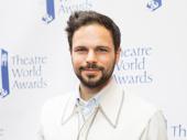 Broadway alum Jonny Orsini took home the 2013 Theatre World Dorothy Loudon Award for Excellence.