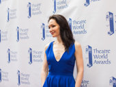 Indecent star Katrina Lenk received the ninth Annual Dorothy Loudon Award for Excellence in the Theater.