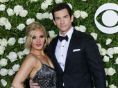 Orfeh and Groundhog Day Tony nominee Andy Karl