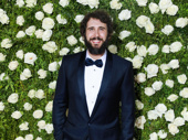 The Great Comet Tony nominee Josh Groban