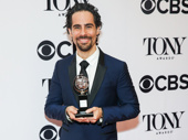 Dear Evan Hansen music man Alex Lacamoire took home the award for Best Orchestrations.