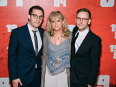 Producer Sonia Friedman gets between 1984  stage masterminds Robert Icke and Duncan Macmillan.