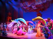 Original Broadway cast of Aladdin
