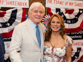 Phil Donahue and Marlo Thomas spend date night at the Broadway opening of The Terms of My Surrender.
