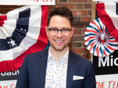 Broadway's Tim Federle suits up.