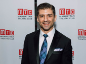 Prince of Broadway's Tony Yazbeck can tap-dance his face off and rock a sleek suit.