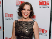 Prince of Broadway's Karen Ziemba serves classic opening night glam.