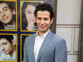 Hamilton director Tommy Kail has arrived.
