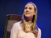 Kristen Martin as Nessarose in Wicked.