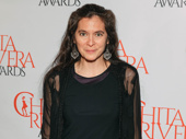 Waitress director Diane Paulus was honored with the Outstanding Contribution to Musical Theater Award.
