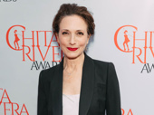Hotcha! Two-time Tony winner Bebe Neuwirth hosted the event.