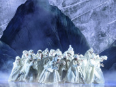 The company of Frozen