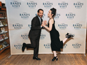 This is how pumped we are about The Band's Visit's Broadway bow! Catch Tony Shalhoub, Katrina Lenk and the rest of the cast at the Ethel Barrymore Theatre beginning on October 7.