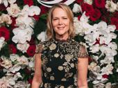 Three-time Tony nominee Rebecca Luker gets glam.