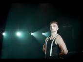 Jonno Davies as Alex De-Large in A Clockwork Orange