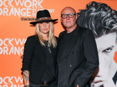 Berenice Scott and Glenn Gregory contributed original music to A Clockwork Orange.